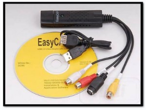 Easycap package and driver CD for Windows