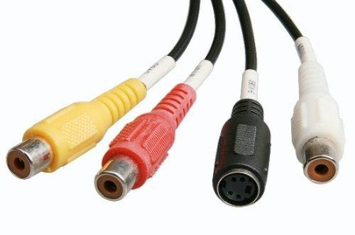 EasyCap USB 2861 AV cables