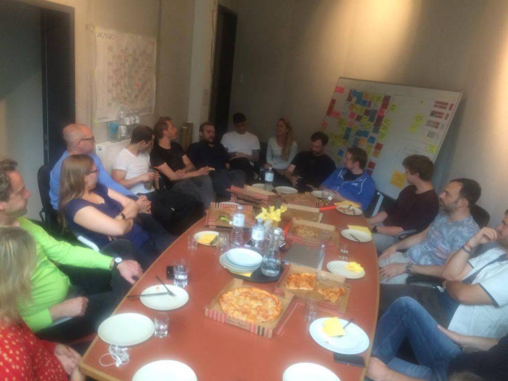Betahaus Coworking Space Berlin Meeting