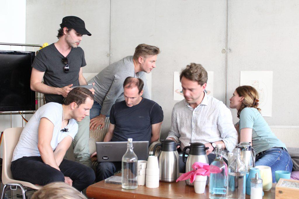 Betahaus Coworking Space Berlin Germany