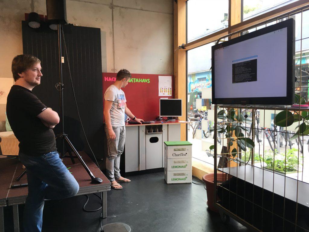 Hack The Betahaus Coworking Space Berlin